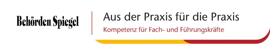 ProSeminaris GmbH, Behörden Spiegel Logo