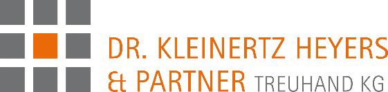 Dr. Kleinertz Heyers & Partner Treuhand KG Logo