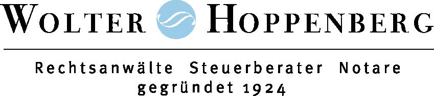 Wolter Hoppenberg Rechtsanwälte Logo