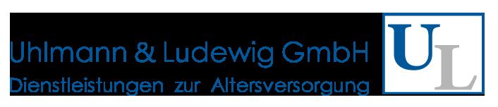 Uhlmann & Ludewig GmbH · Dienstleistungen zur Altersversorgung Logo