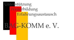 BAG-Komm e.V. Logo